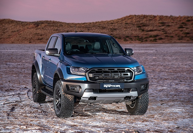 Watch Ford Ranger Raptor Arrives In Sa All You Need To Know About