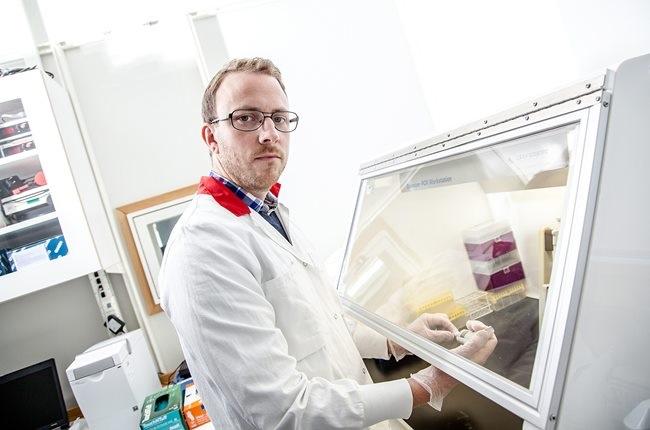Professor Andreas Tillmar. Image credit: Edis Portori