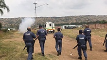 WATCH: Service delivery protests spread from Alexandra to the rest of SA