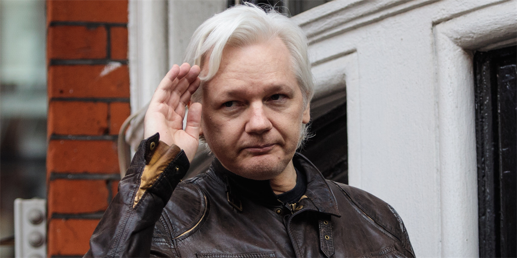 Assange arrest ends years cooped up in embassy