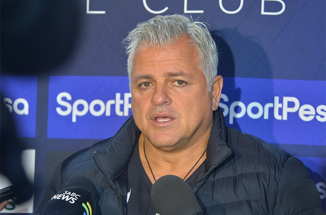 John Comitis (Chairperson) during the Cape Town City FC media open day at Reddam House Constantia on August 07, 2019 in Cape Town, South Africa.