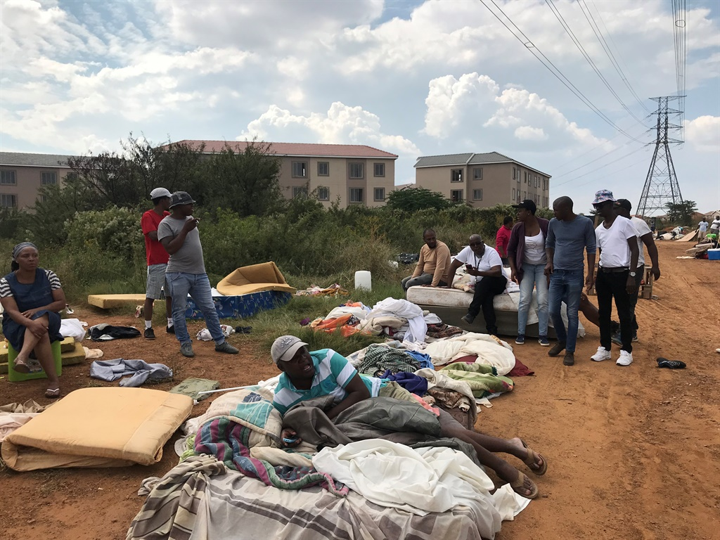 Evictions, Red Ants, Evictees