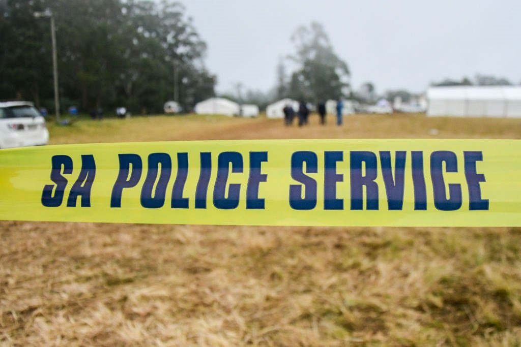 The body of a child was found in water pipe.