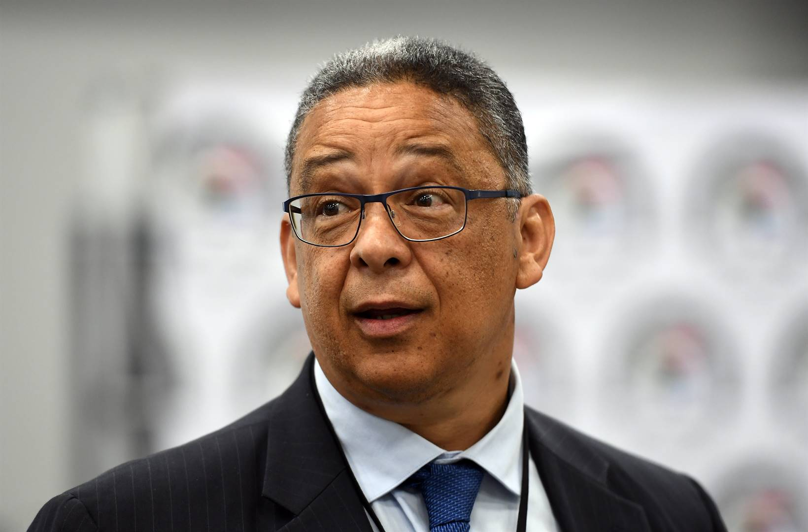 Former IPID boss Robert McBride at the commission into state capture.