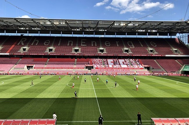 Bundesliga match between FC Köln and FSV Mainz 05 (Getty Images)