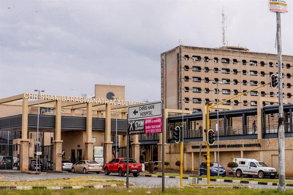 News24.com | First 20 US-donated ventilators installed at Baragwanath  hospital in Soweto | online news