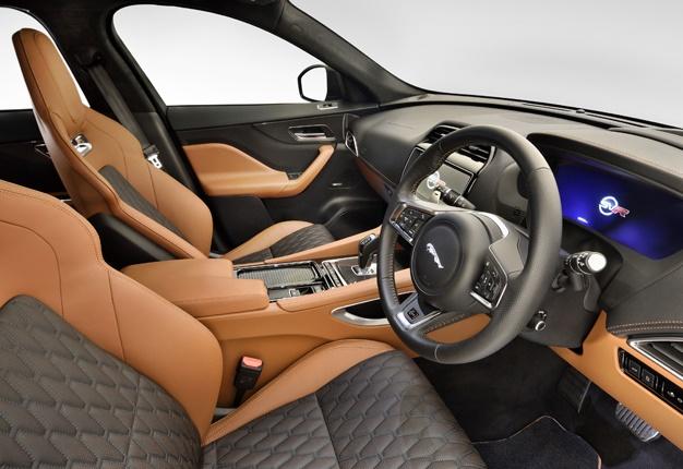 Jaguar F-Pacec SVR