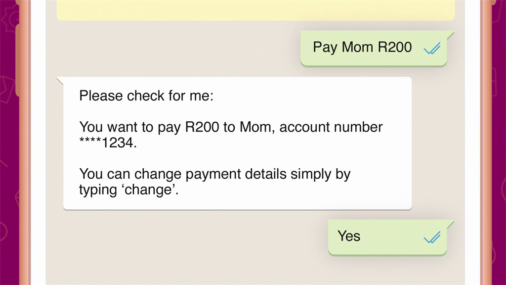 absa chat banking