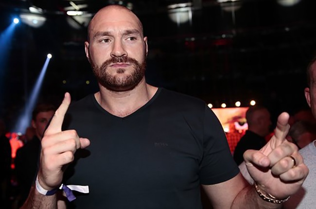 Tyson Fury (Getty Images)