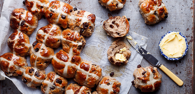 easter hot cross bun recipe breathalyser