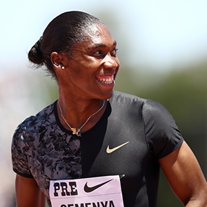 Caster Semenya (Getty Images)