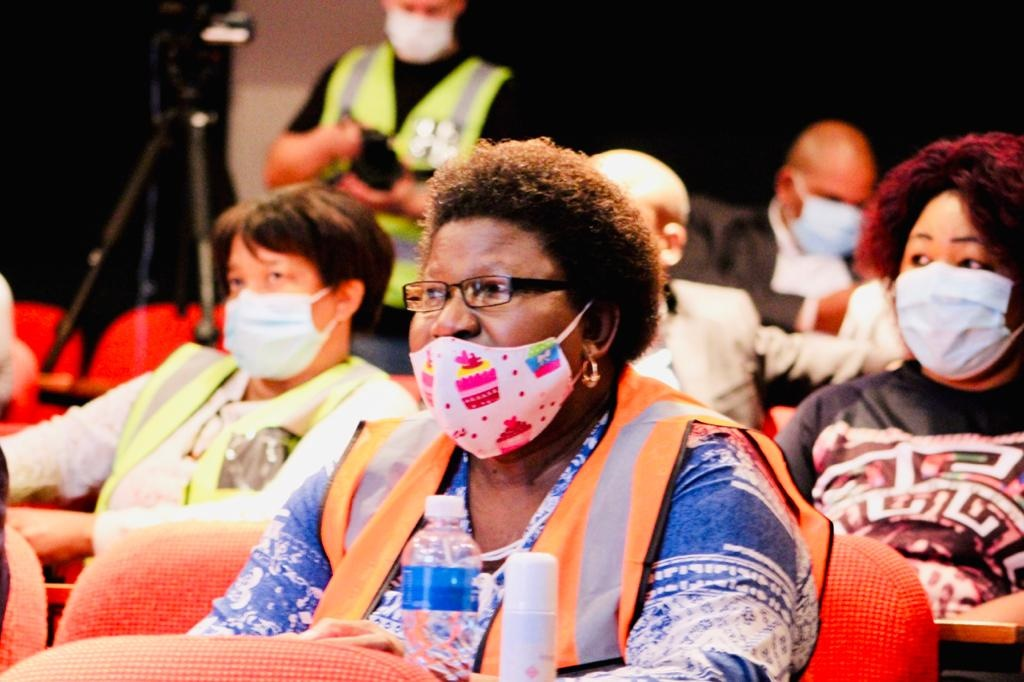Rearguard action: MEC Gomba didn't fart on TV and isn't racist, says Eastern Cape health dept - News24