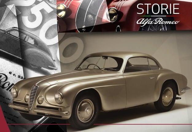 Alfa Romeo 6C 2500 Villa d'Este. Image: QuickPic