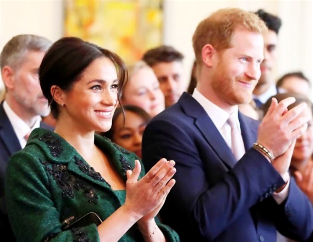 Prince Harry and Meghan Markle (Instagram, @sussex