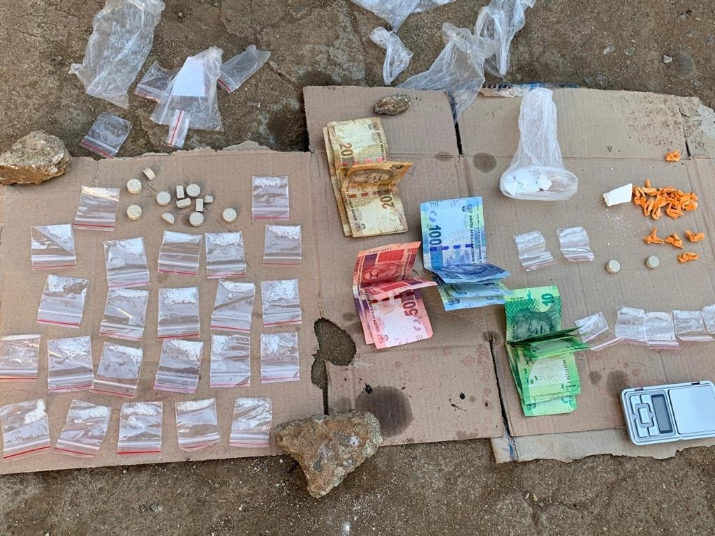 Metro cops arrest 8, seize drugs worth R4m in Kempton Park sting operation - News24