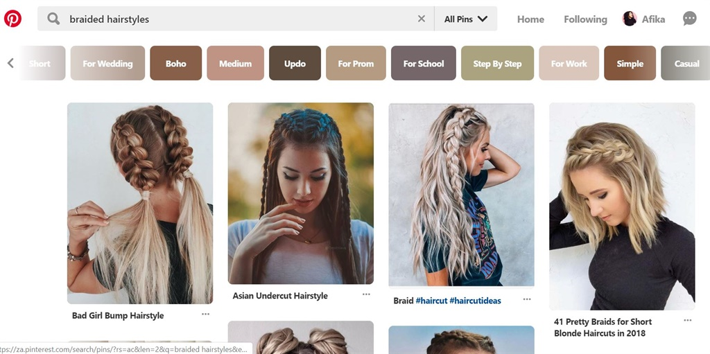 this new pinterest search feature has black women