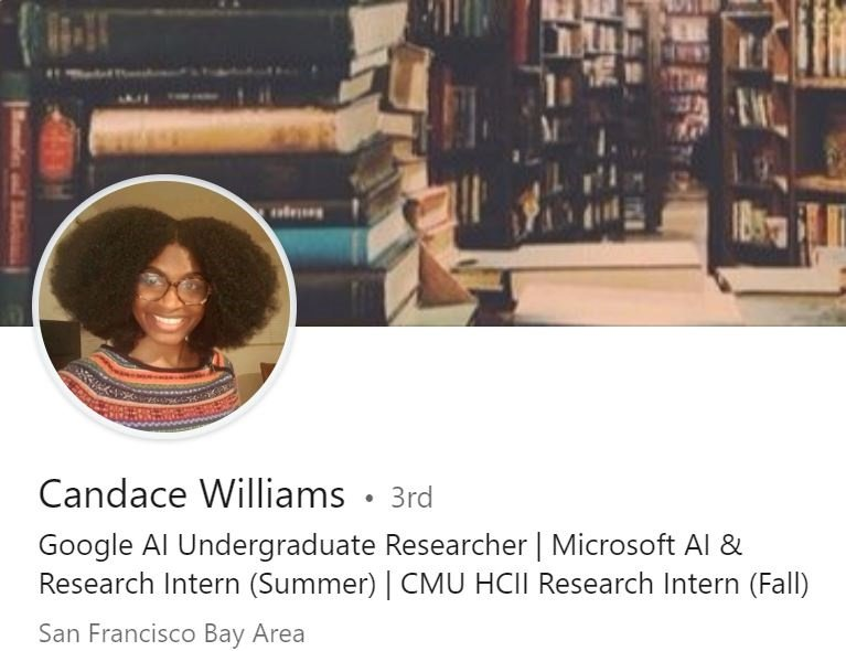 Candace williams is changing Pinterest