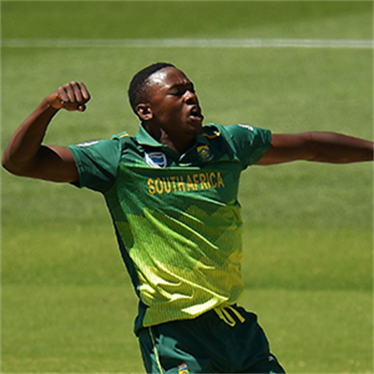 Rabada headlines SA line-up in The Hundred draft