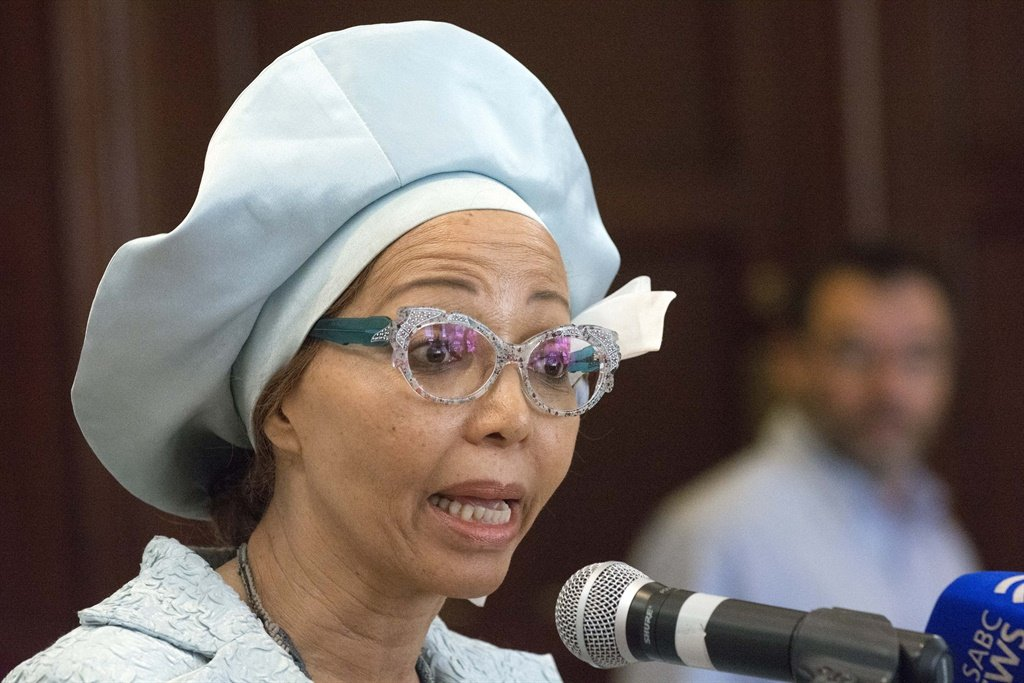 Bridgette Motsepe-Radebe on Botswana saga: 'I fear for my life' - News24