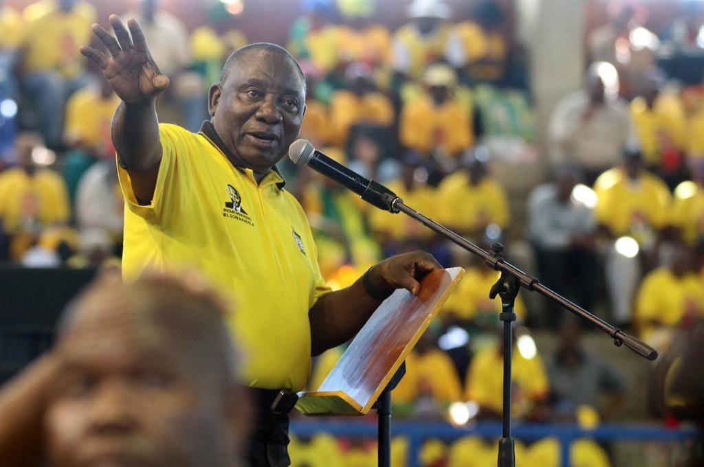 Cyril Ramaphosa,Cyril,ANC,Ramaphosa
