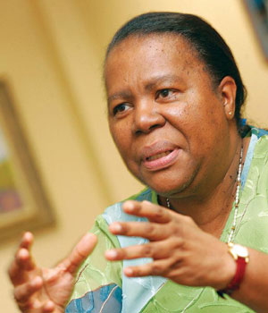 Pandor: Tourism the key to investment in SA - Fin24