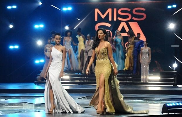 Miss South Africa 2020 Top Three Will Now Represent Sa At Three International Competitions Channel