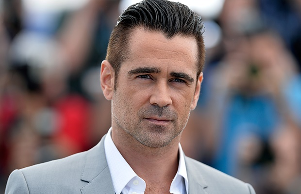 Colin Farrell. (Getty Images)
