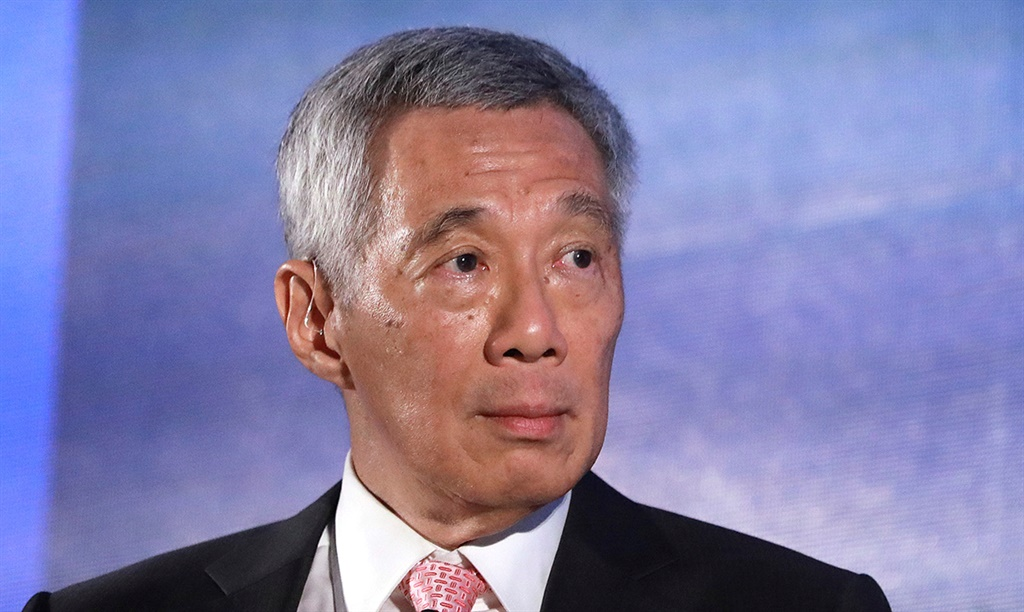 Lee Hsien Loong. Foto: Gallo Images/Getty Images