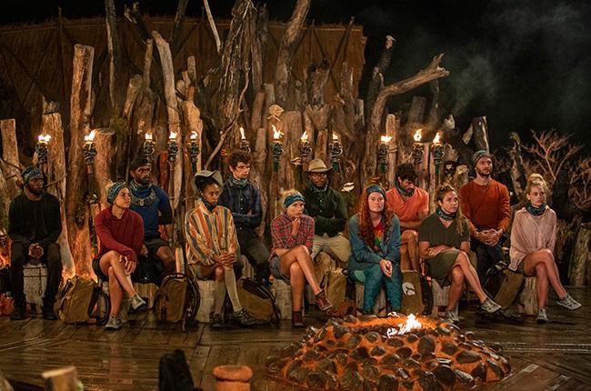 Osindile at tribal council.