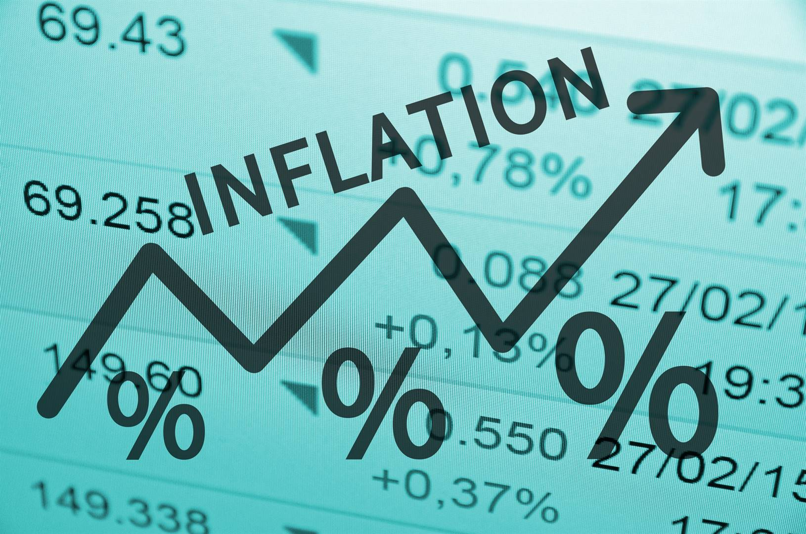 Inflation. PictureL iStock/Gallo Images