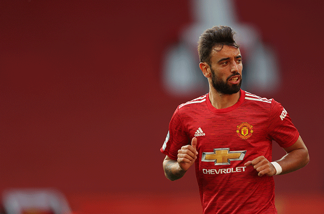 Bruno Fernandes' 100th minute penalty hands Man United win at Brighton - News24