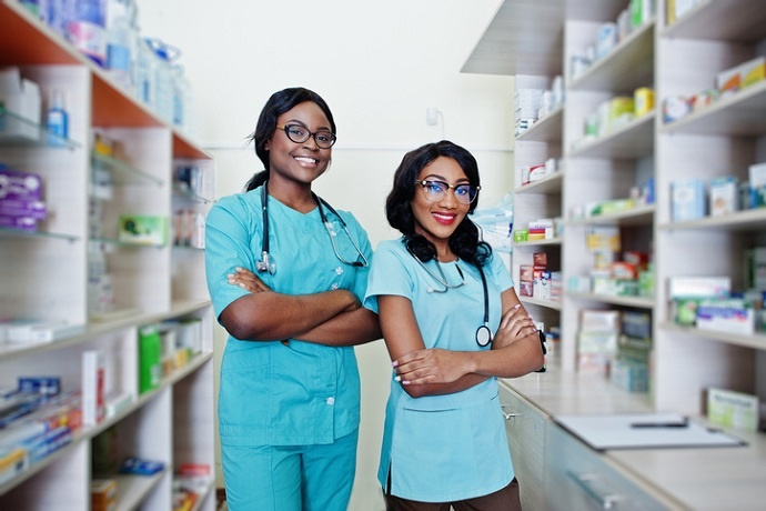 When professionals, like pharmacists, are able to communicate in many languages, everyone benefits.
