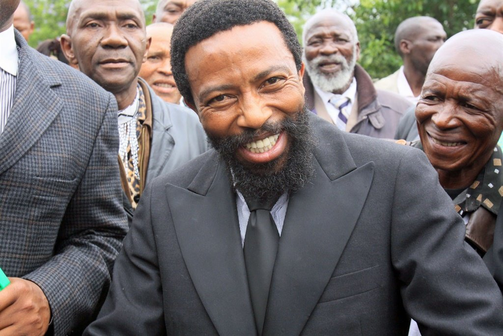 AbaThembu King Buyelekhaya Zwelibanzi Dalindyebo. Picture: Gallo Images/Daily Dispatch/Lulamile Feni/File
