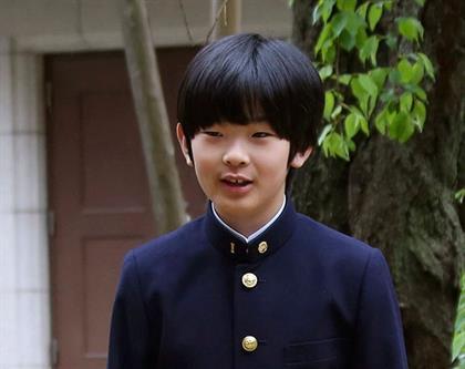 Japanese royal family_AP