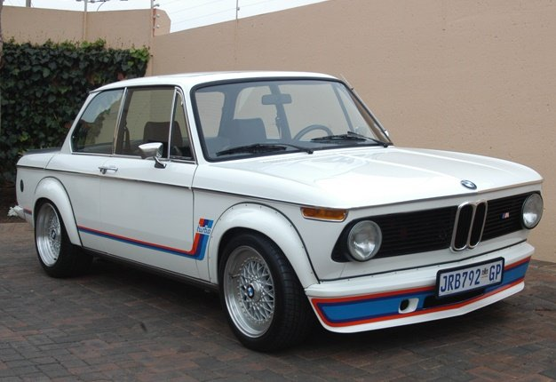 Africa S Only Bmw 2002 Turbo Headed For Concours Sa Wheels24