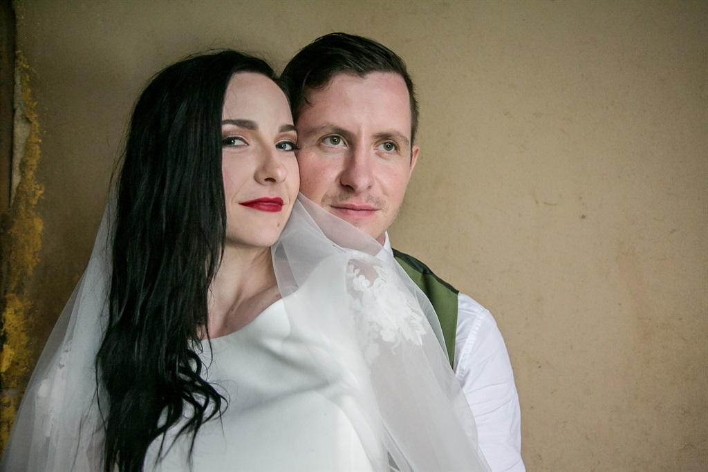 Melinda Brink en Francois Viljoen het op 20 Novemb