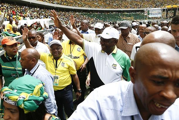20190429  NETWERK 24 President Cyril Ramaphosa voe
