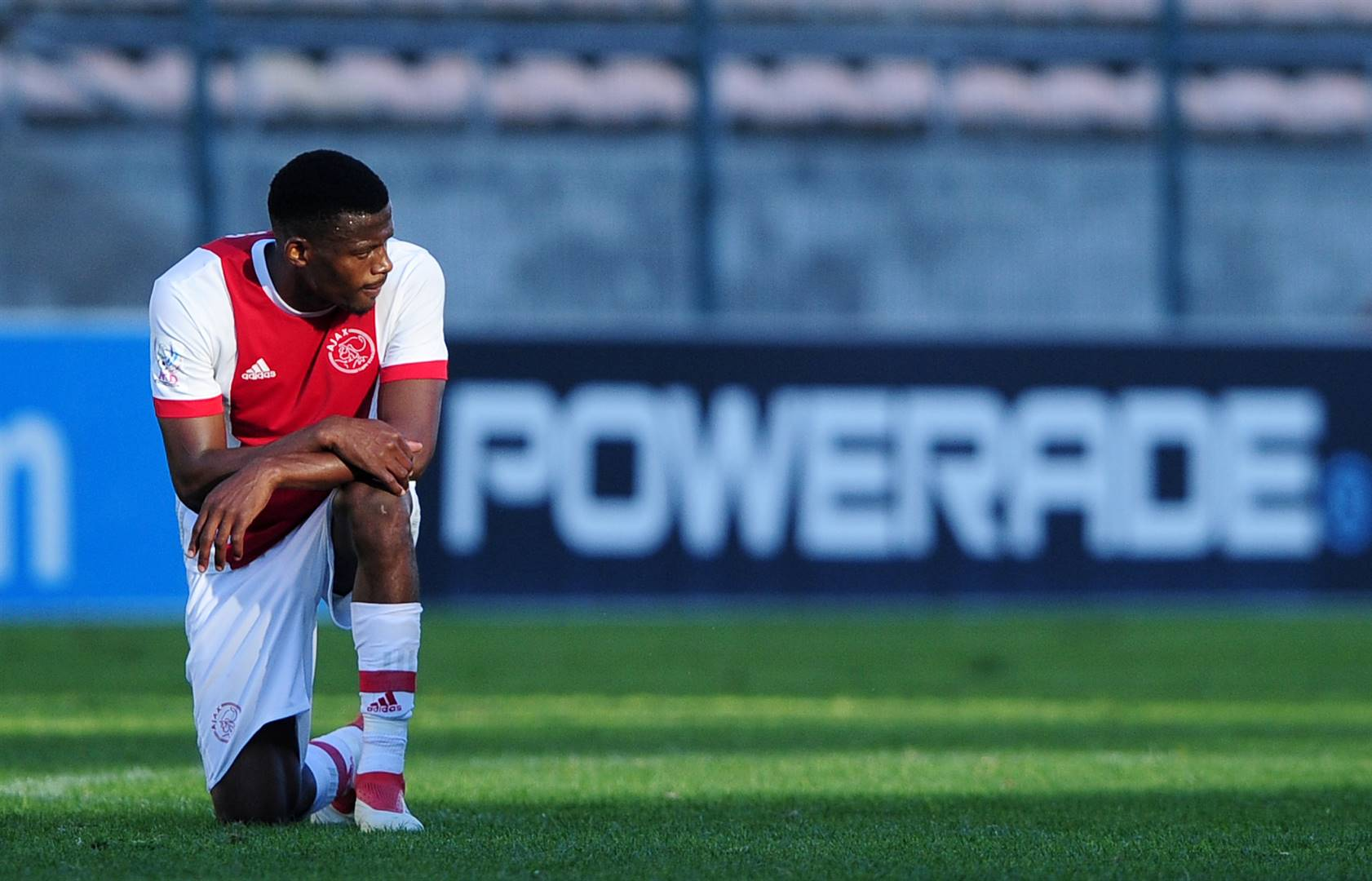 Ajax Cape Town's Isaac Nhlapo. Picture: Ryan Wilkisky / BackpagePix