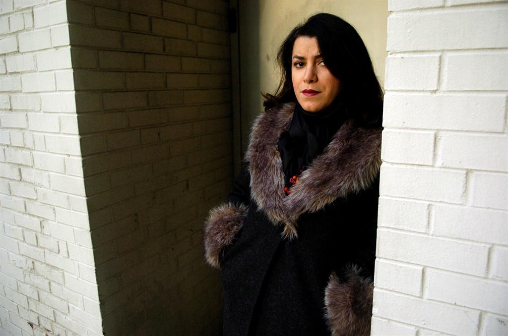 (AC)DENVER-Director of Persepolis, Marjane Satrapi