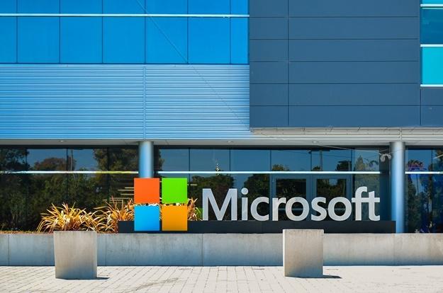 Microsoft Silicon Valley Center.