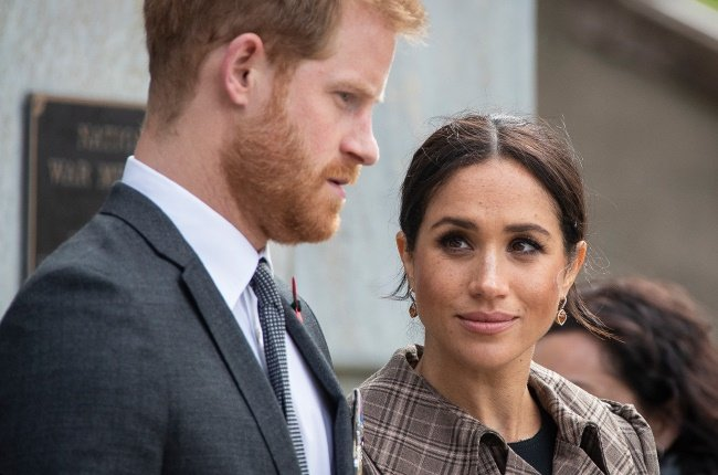 Associated Newspapers says Meghan Markle used friends as 'PR agents' in latest court proceedings - News24