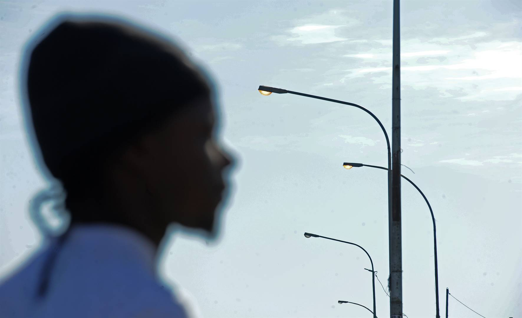 Msunduzi says it did not have money needed to carry out the repairs on streets lights .PHOTO: IAN CARBUTT