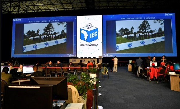 IEC results centre