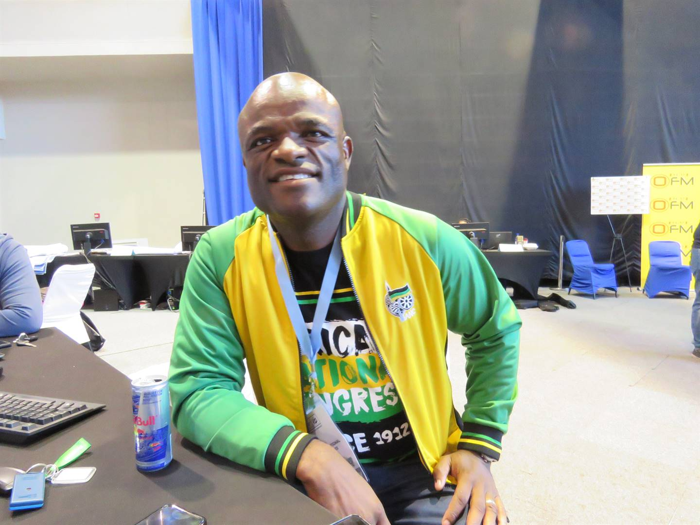 ANC premier candidate and provincial chairperson Zamani Saul. Picture: Charne Kemp