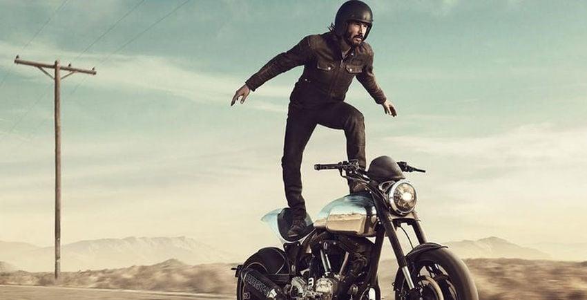 Keanu Reeves. Source: Arch Motorcycle