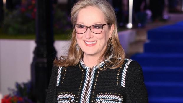 Meryl Streep encourages younger feminists