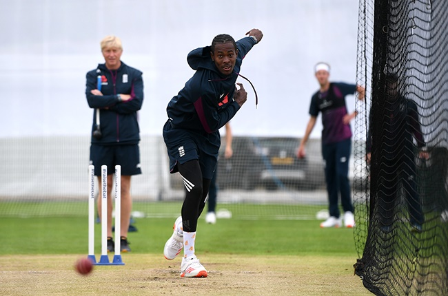 England's Jofra Archer out of 2nd Windies Test for breaching coronavirus bubble - News24