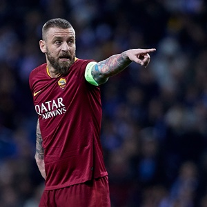 389851a4d Roma s  beating heart  De Rossi moving on after 18 years