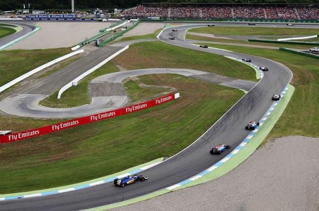 Hockenheim racetrack. Image: TeamTalk