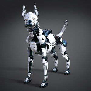 Robopets lower stress.